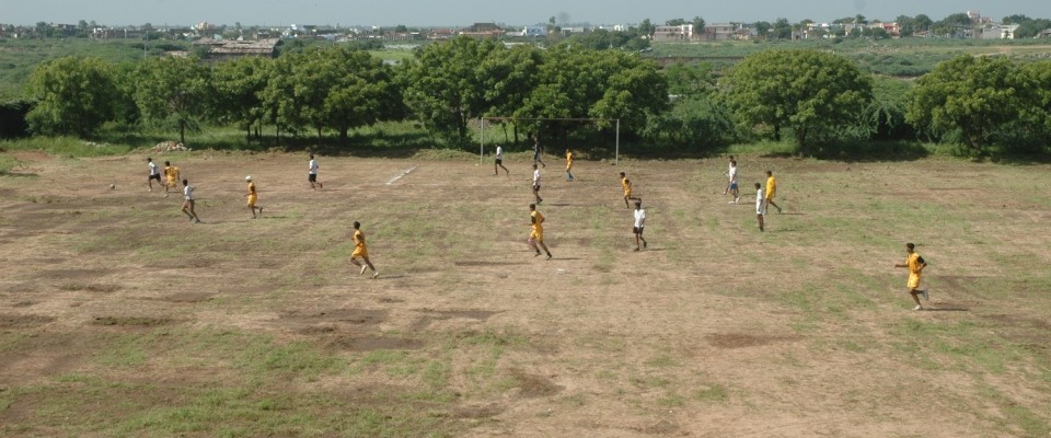 Sports Activity on Ground